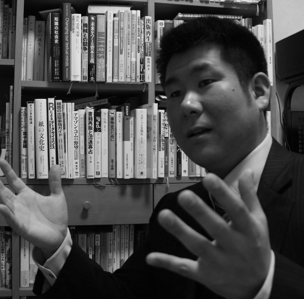 鈴木親彦・人文学オープンデータ共同利用センター(CODH)特任助教